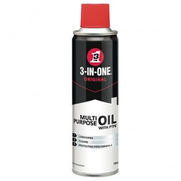 3 In 1 PTFE Aerosol - 250ml