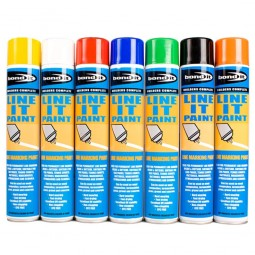 Line Marking Spray Paint Permanent