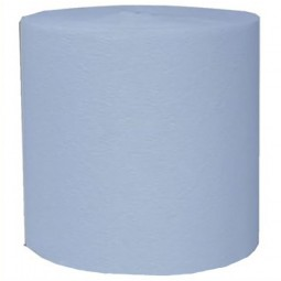 Paper Monster Roll Blue 2-Ply - 350 Metres