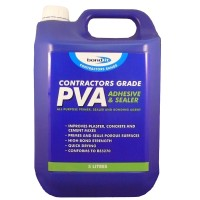 Bond It Contractors Grade PVA Adhesive Sealer Bonding Agent 5 Litre