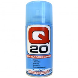 Q Oil Q20 Super Multi-Purpose Lubricant Spray 300ml
