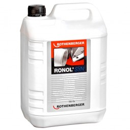 Rothenberger Pipe Threading Natural Oil - 5 Litres