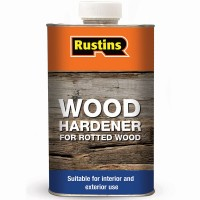 Rustins Wood Hardener for Rotted Wood  - 250ml