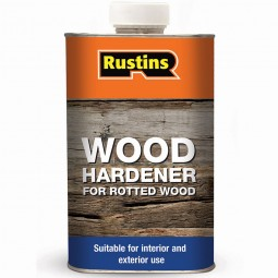 Rustins Wood Hardener for Rotted Wood