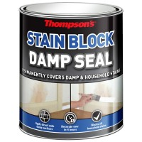 Thompsons Stain Blocking Damp Seal - 2.5 Litre