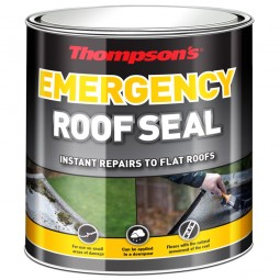 Thompsons Emergency Roof Seal Black - 1 Litre