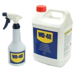 WD40 With Free Spray Applicator - 5 Litre