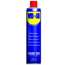 WD40 Aerosol Trade Size - 600ml