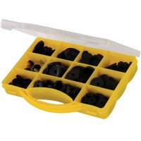 Fixman Tap Washer Repair Pack - 140 Piece