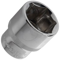 Silverline Metric Socket 3/8in Drive 20mm