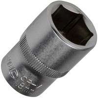 Silverline Metric Socket 1/2 Drive 18mm