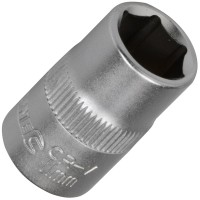 Silverline Metric Socket 3/8in Drive 11mm