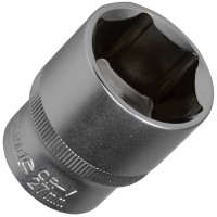 Silverline Metric Socket 1/2 Drive 27mm