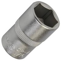 Silverline Imperial Socket 1/2 Drive - 11/16 Inch