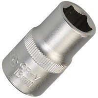 Silverline Metric Socket 1/2 Drive 13mm