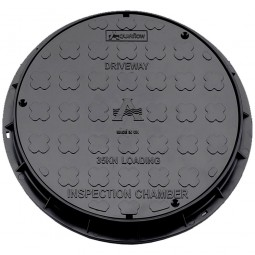 Underground Drainage Inspection Chamber Cover and Frame - 320mm