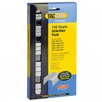 Tacwise Type 140 Series Staples Multipack 6mm - 14mm - 4400 Pack