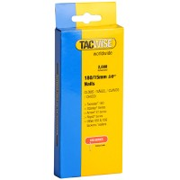 Tacwise Type 180 Series Collated Nails 15mm - 2000 Pack
