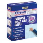 Everbuild Forever White Wall Tile Grout - 1.2kg