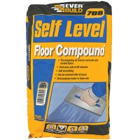 Everbuild 708 Self Levelling Floor Compound - 20kg
