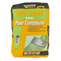 Everbuild Flexible Self Levelling Floor Compound - 20kg