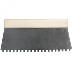 Silverline Tile Adhesive Comb