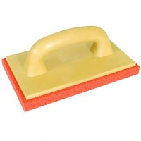 Silverline Polyurethane Sponge Float Course 140mm x 230mm