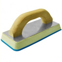 Silverline Tiling Grout Float 23mm Cushion 320mm x 100mm
