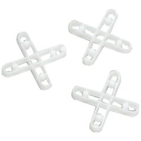 Vitrex Wall and Floor Tile Spacers 5mm - 1500 Pack