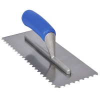Vitrex 102951 Shower Adhesive Trowel Tapered Notches 280mm