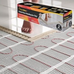 Vitrex Floorwarm Tile Underfloor Heating - 1 Square Metre