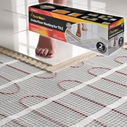 Vitrex Floorwarm Tile Underfloor Heating - 4 Square Metre