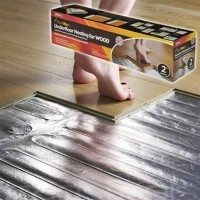 Vitrex Floorwarm Wood and Laminate Underfloor Heating - 5 Square Metre