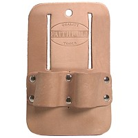 Faithfull Suede Scaffold Spanner Holder Double Frog