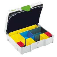 Festool SYS 1 Box Systainer T-Loc Organiser Storage Box