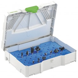 Festool SYS-OF D8/D12 Systainer T-Loc Cutter Storage Box