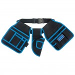 Silverline Tool Pouch and Belt 15 Pouches