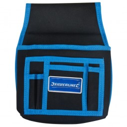 Silverline Ballistic Nylon Electricians Tools Pouch
