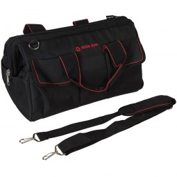 Dickie Dyer Tool Bag Zip Holdall 16 Pockets 400mm