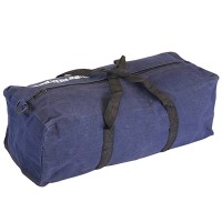 Silverline Large Canvas Tool Bag 460mm / 18in