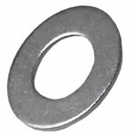 Washers Heavy Duty Zinc Plated Form A 5mm x 10mm - 100 Pack