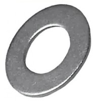 Washers Light Duty Zinc Plated Form B 5mm x 10mm - 100 Pack
