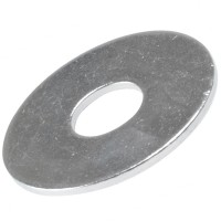 Repair Washers Zinc Plated 6mm x 40mm - 10 Pack