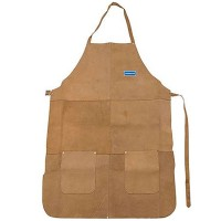 Silverline Leather Welders Apron