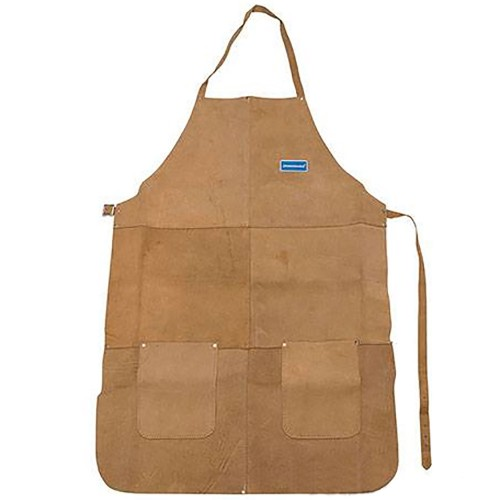 Safety Cover Protection Full Length Welders Apron Reinforced Eyelets /& Ties