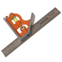 Bahco CS150 Combination Square 150mm - 6in