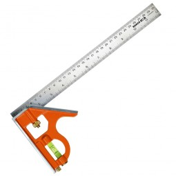 Bahco CS300 Combination Square 300mm - 12in