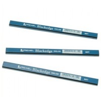 Rexel Blackedge Carpenters Pencils Soft Blue - 12 Pack