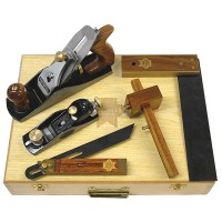 Faithfull Carpenters Tool Kit Set - 5 Piece