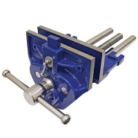 Faithfull Quick Release Woodworking Vice 175mm / 7in
